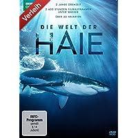 Die Welt der Haie - Doppel DVD