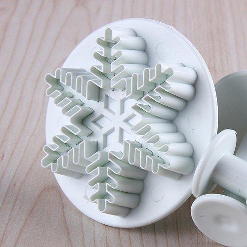 3pz stampo per torte dolci in plastica a forma di fiocco for Isola cucina a forma di torta