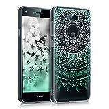 kwmobile Crystal Case Hülle für > Huawei Y6 II Compact <