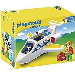 Playmobil 1.2.3 - Avión (6780)