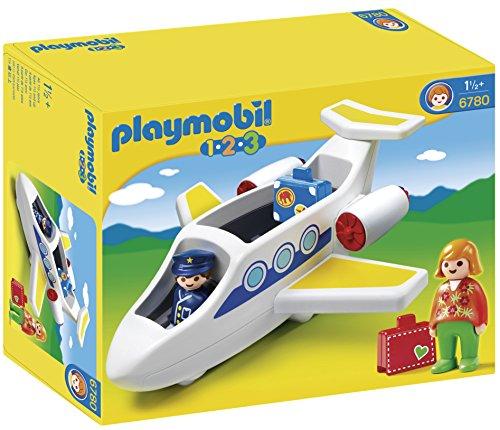 Playmobil 6780 123 Jet