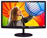 Philips 247E6QDSD 24 Class IPS LED Monitor w/MHL-HDMI