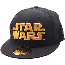 Golden Star Wars Logo Cap Unisex - sombrero de béisbol