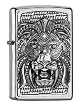 Zippo 2005906 Lighter, Metal, Silver, One Size