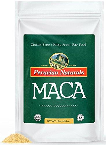 Poudre de Maca 1lb (453g) - Peruvian Naturals |...