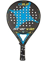 StarVie R 8.2 Carbon Soft 2016 Pala de pádel, Azul, Única
