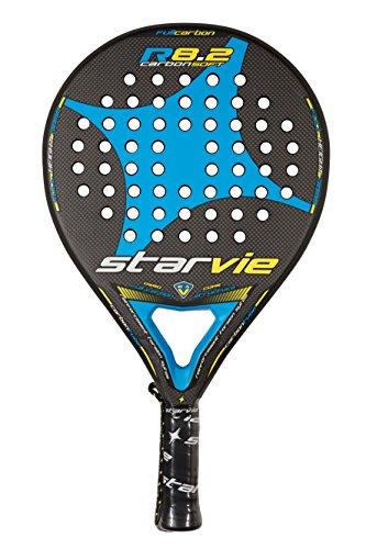 StarVie R 8.2 Carbon Soft 2016 - Pala de pádel, color azul, talla única