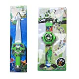 BEN 10 24 IMAGE PROJECTOR and MUSICAL BE...