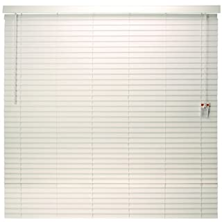 AF Lighting 106094 2-Inch Faux Wood Plantation Style Miniblinds