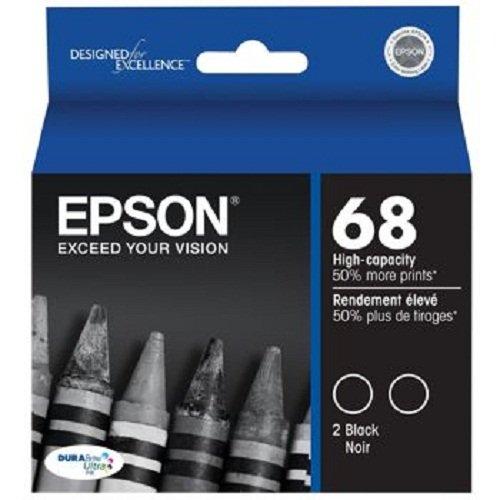 Epson c13t068120-d2Tintenpatrone schwarz
