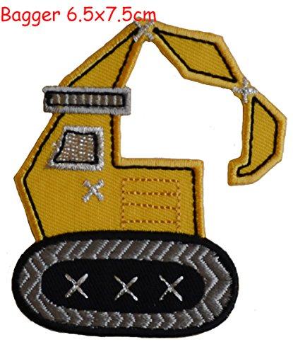 ensemble-de-2-ecussons-thermocollants-excavatrice-65-x-75-et-hippopotame-8-x-7-broderie-patchs-a-tis