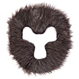 Unisex Gorilla / Werewolf Elasticated Hair Face Mask.