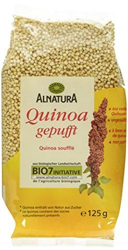 Alnatura Bio Quinoa, gepufft, 1 Pack (125 g)