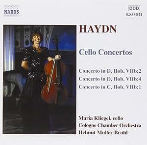 Die Cellokonzerte