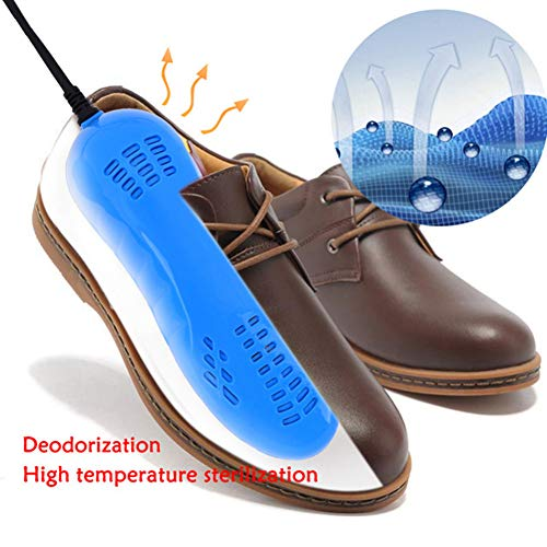 efel Schuhe Trockner, Leichte Schuhe Trockner Heiz Fußschutz Boot Odor Deodorant Heizung,3Pcs ()