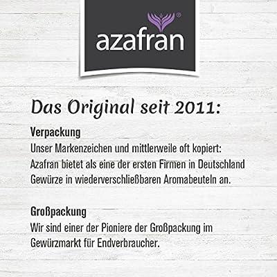 Kräutersalz - Salz mit 40% Kräutern 250g von Azafran® von Azafran auf Gewürze Shop