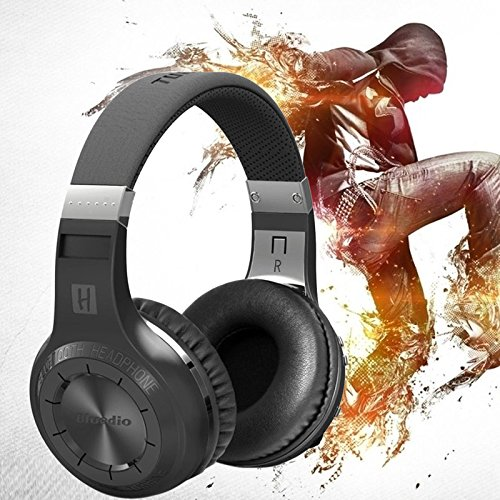 Broadroot Bluedio Turbine ouragan H Bluetooth 4.1 casque stéréo sans fil