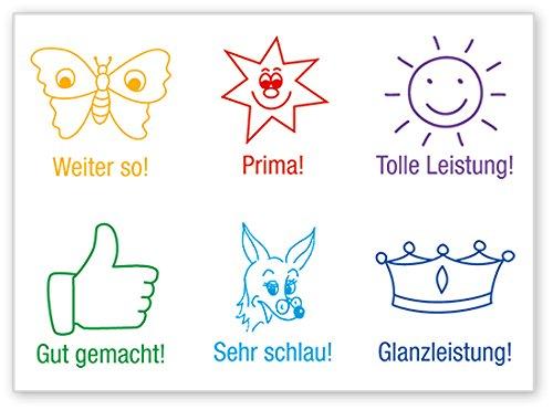 TimeTex Lehrer-Stempel