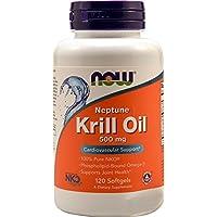 NOW Foods Neptune Krill Oil Phospholipid-Bound Omega-3