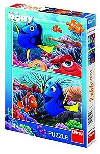 Dino Toys Dino Toys385184 - Puzle con diseño de Marfil Entre corales
