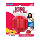 KONG Stuff-A-Ball Dog Toy - Medium, Red