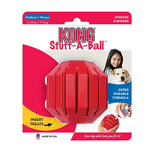 Kong 0035585141213 - Stuff a pelota medium