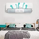 omufipw Anti Diretto Blowing a Scomparsa condizionatore d' Aria Shield Cold Air deflettore deflettore, ABS, As Shown, 45 * 70cm