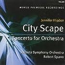 City Scape - Concerto For Orchestra