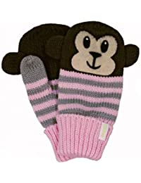 Capelli New York Kinder Handschuhe 'Bubbly Monkey'