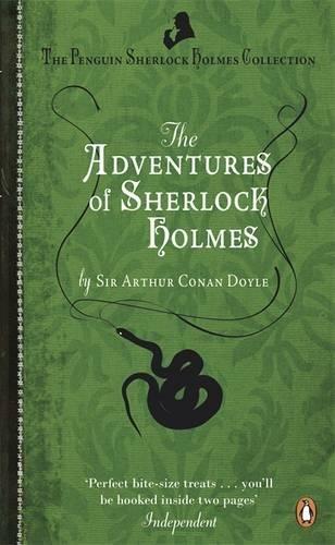 The Adventures of Sherlock Holmes (Penguin Sherlock Holmes Collection) por Arthur Conan Doyle