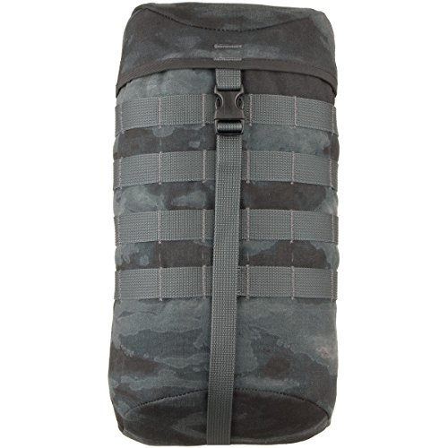 WiSPORT® RACCOON 85 Rucksack | 85 Liter | Militär | Cordura | MOLLE | Marschrucksack | Outdoor | Camping 28. Extra Bag 7.5 Liter A-Tacs LE