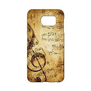 BLUEDIO Designer 3D Printed Back case cover for Samsung Galaxy S7 Edge - G3874