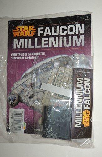 FALKEN Millenium Altaya DeAgostini Star Wars Millennium Falcon Technische bauen die Modellbau Blisterverpackung N09
