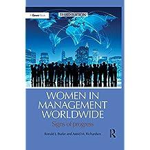 Women in Management Worldwide: Signs of progress