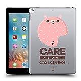 Head Case Designs About Calories Kawaiitiere Donuts Ruckseite Hülle für iPad Pro 10.5 (2017)