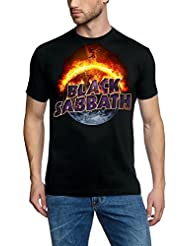 Black Sabbath THE END OZZY Paranoid , schwarz, T-SHIRT S M L XL XXL