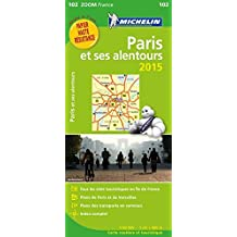 Paris et ses alentours : 1/90 000