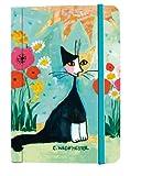 Rosina Wachtmeister - Notizbuch / Tagebuch - My garden - Katzen
