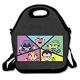 Best Teen Lunch Boxes - Teen Titans Go TTG Lunch Box Bag For Review
