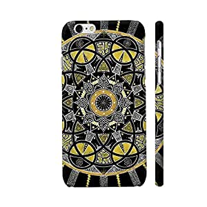 Colorpur iPhone 6 / 6s Cover - Mandalysis Printed Back Case