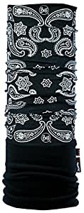 Buff Polar Buff Multifunctional Headwear - Cashmere Black/Black