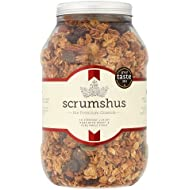 Scrumshus No Added Salt or Sugar Luxury Granola, 500g