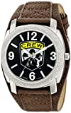 "Game Time Men's MLS-DEF-CMB ""Defender"" Watch - Columbus Crew"