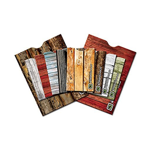 identity-stronghold-designer-sleeve-combo-pack-wood-look-collection-pack-of-10-idshtvdeswdlk-by-iden