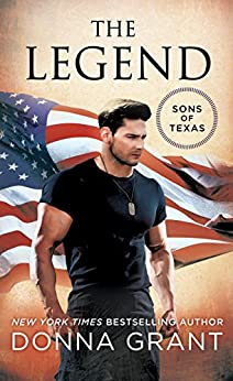 The Legend: A Sons of Texas Novel by [Grant, Donna]