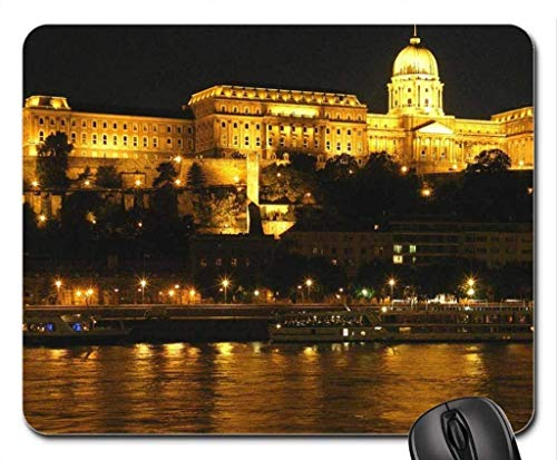 Buda Castle - Budapest - Hungary Mouse Pad, Mousepad -