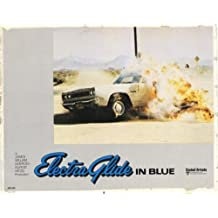 Electra Glide in Blue Poster (11 x 14 Inches - 28cm x 36cm) (1973) Style G