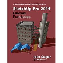 SketchUp Pro 2014 Nuevas Funciones
