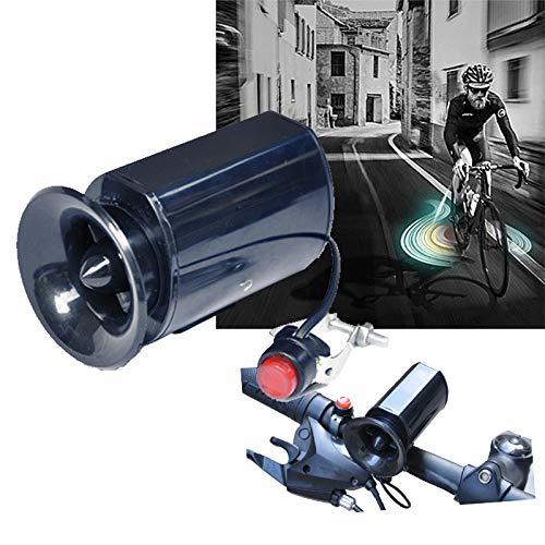 MA87 Fahrrad Ultra-lauter Bell 6 Sound Horn Alarm Sirenenlautsprecher elektronisch - Bell Fahrrad-kette