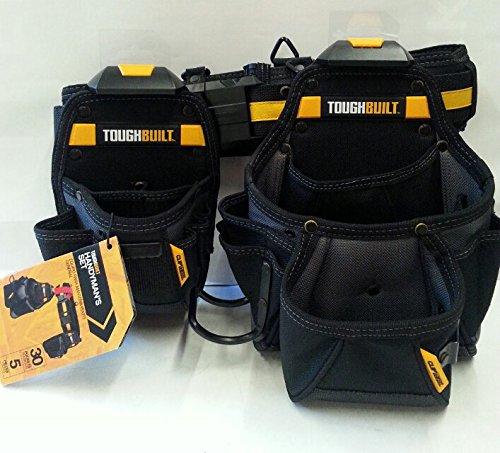 TOUGHBUILT TOU-CTTB-01111C - CARTUCHERA PARA HERRAMIENTAS
